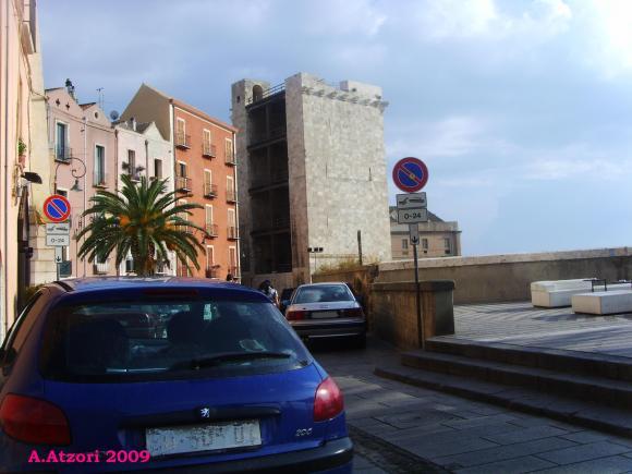 Torre dell'Elefante Cagliari