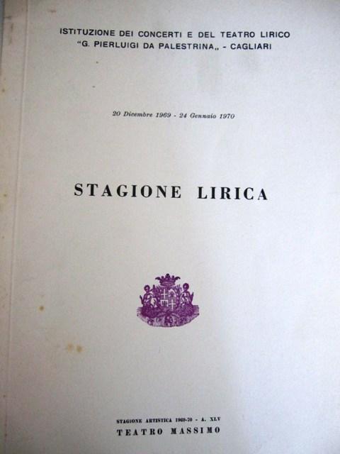 Libretto d'opera