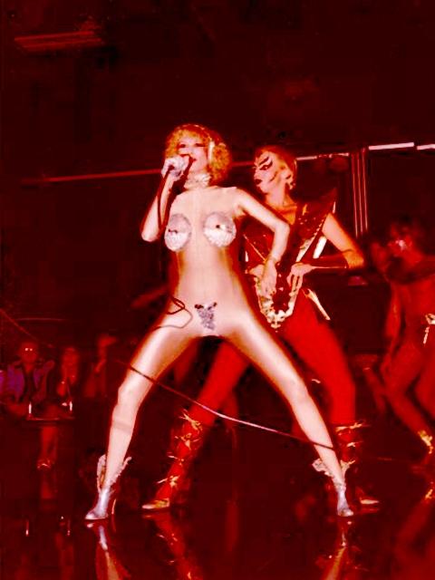 Minnie Minoprio Show sadamore anno 1977